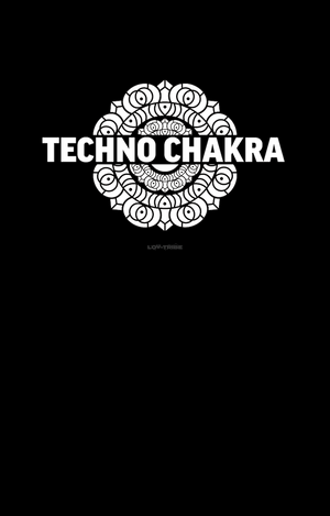EP05 Classic Stretch Men's T-Shirt *TECHNO CHAKRA