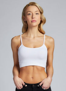 Bamboo Cropped Tank
