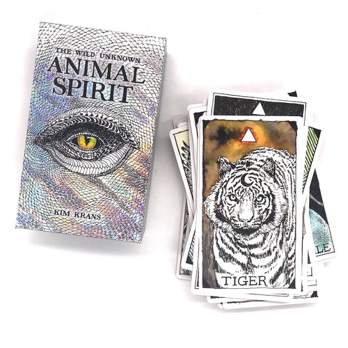 Wild Unknown Animal Oracle Deck