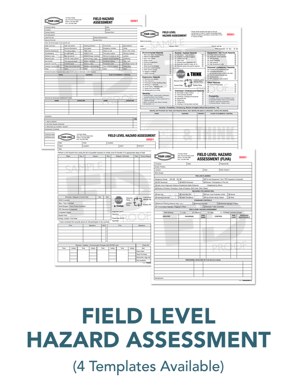 Field Level Hazard Assessment