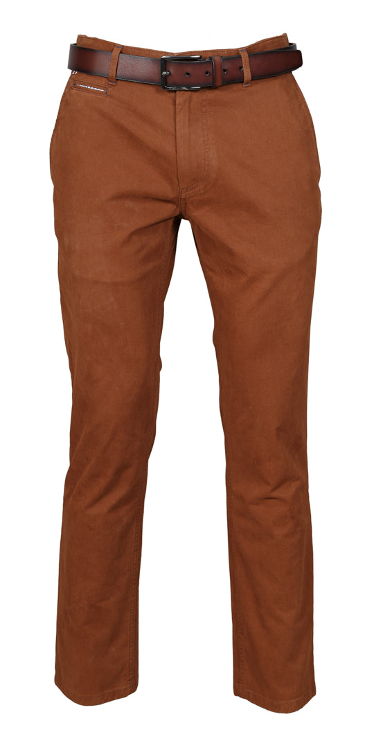 Virgil Copper Chino