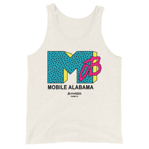 I Want My MOB III Tank Top - The Nutria Rodeo Trading Co.