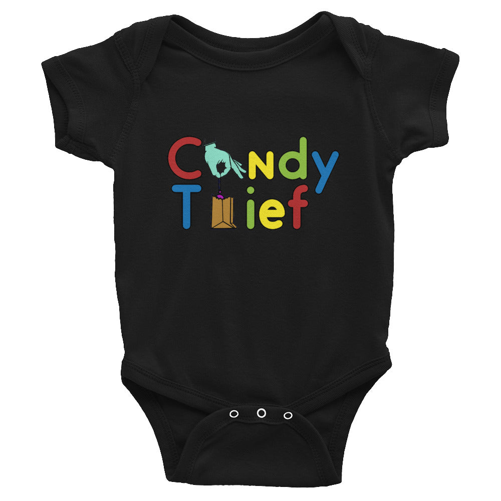 Candy Thief Infant Bodysuit - The Nutria Rodeo Trading Co.