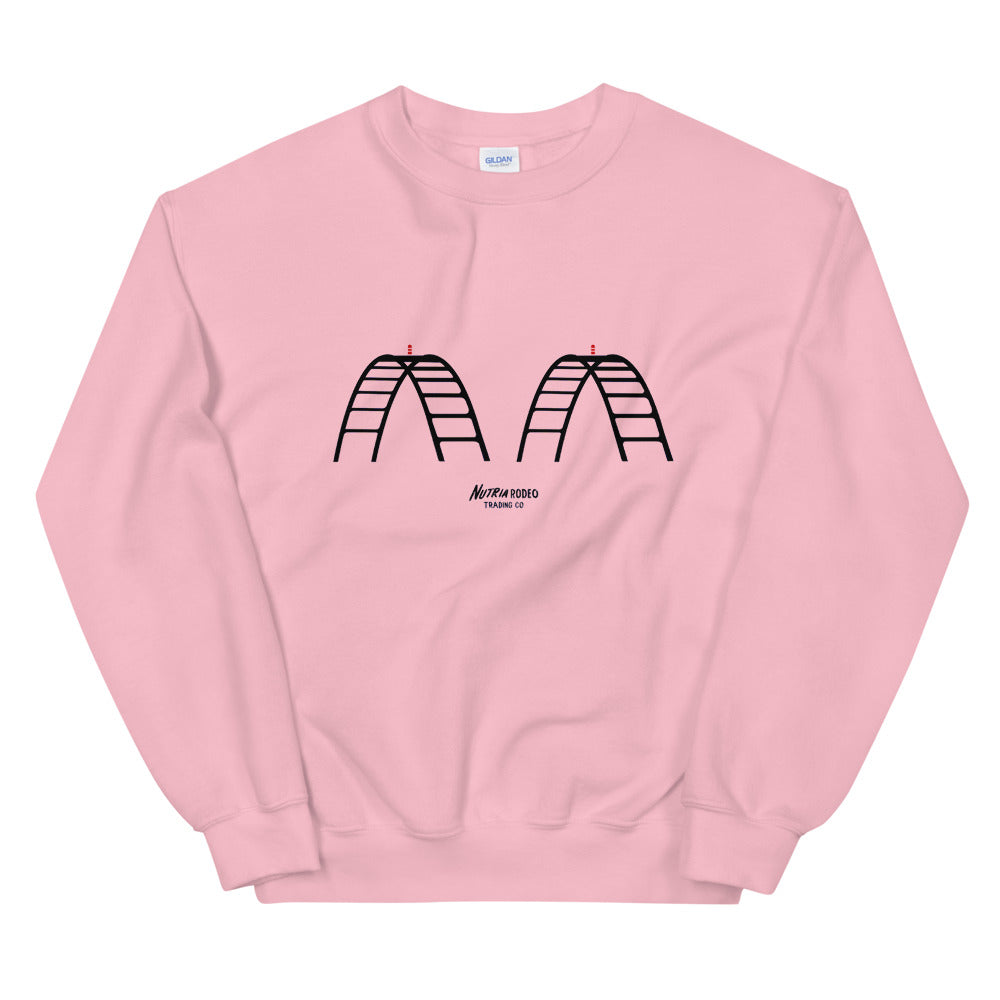 The Dolly Sweatshirt - The Nutria Rodeo Trading Co.