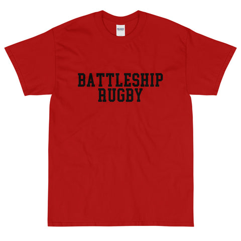 Battleship Rugby Block - The Nutria Rodeo Trading Co.