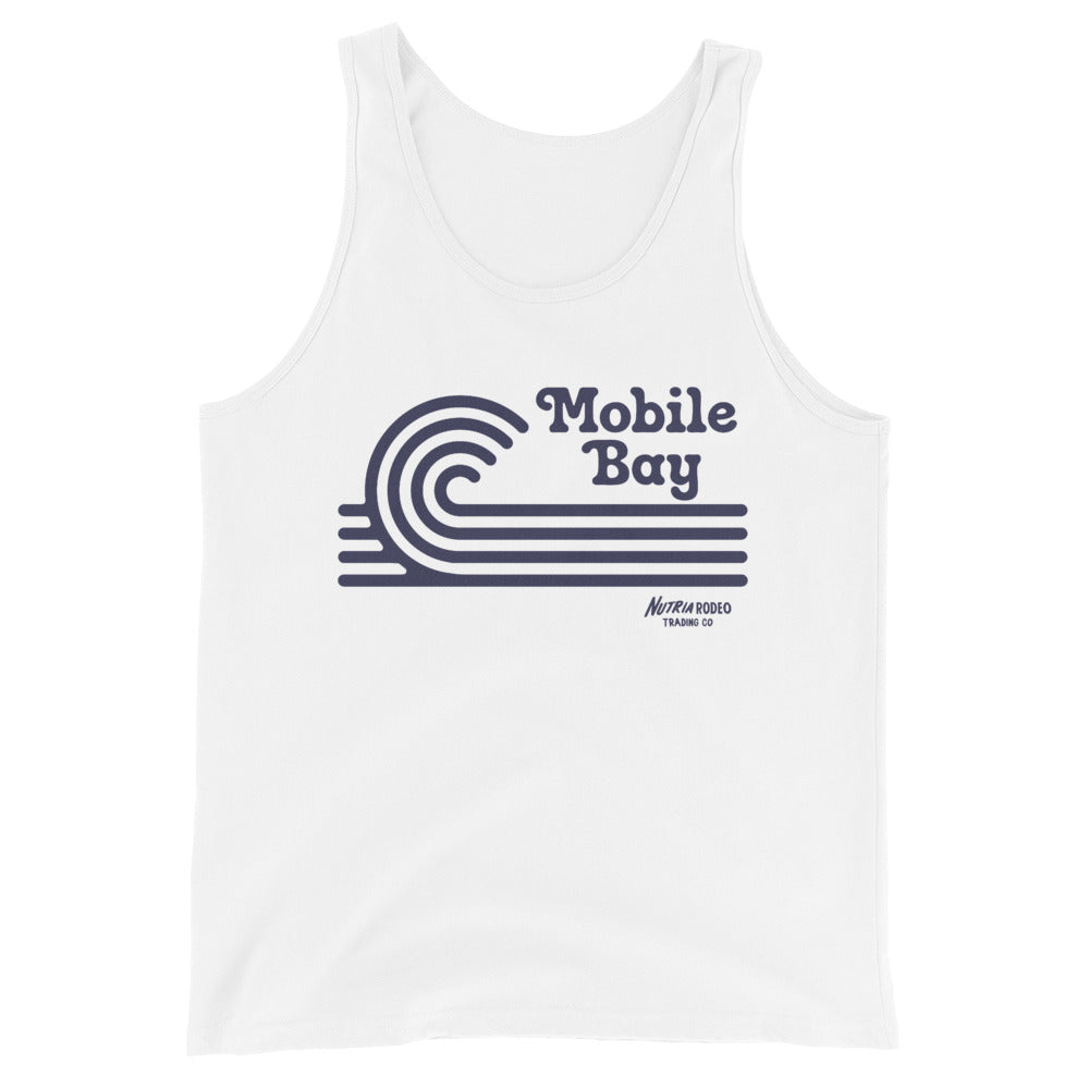 Mobile Bay Tank Top - The Nutria Rodeo Trading Co.