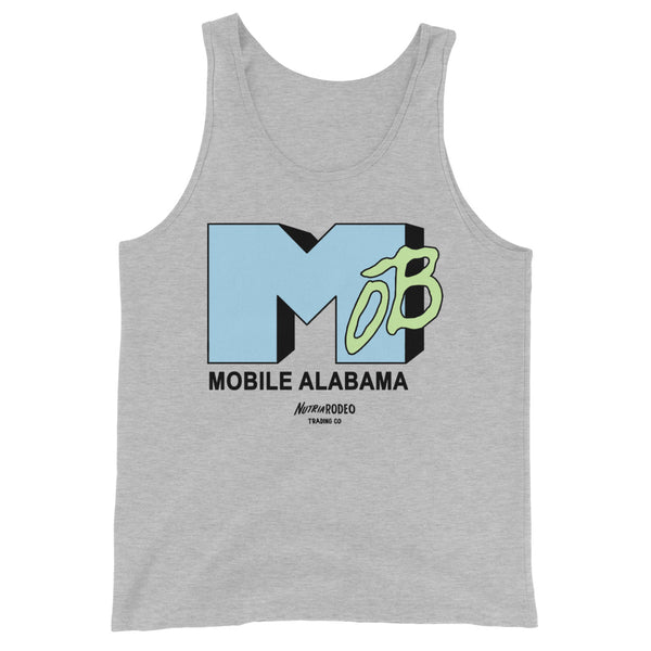 I Want My MOB I Tank Top - The Nutria Rodeo Trading Co.