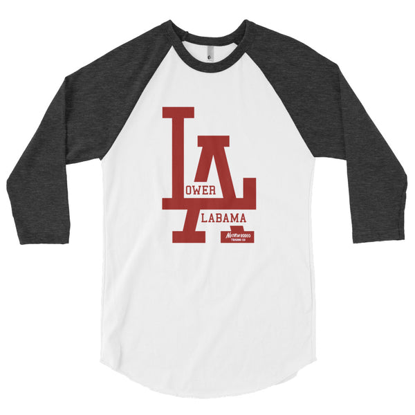 Lower Alabama Raglan - The Nutria Rodeo Trading Co.
