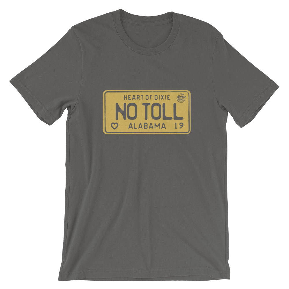 No Toll Tag - The Nutria Rodeo Trading Co.