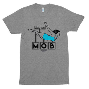 Dive into MOB T-Shirt - The Nutria Rodeo Trading Co.