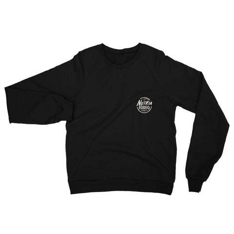 Nutria Rodeo Fleece Raglan Sweatshirt - The Nutria Rodeo Trading Co.