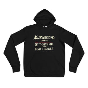 Nutria Rodeo Hoodie - The Nutria Rodeo Trading Co.