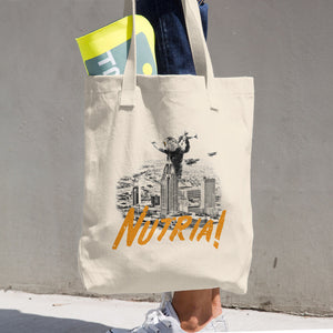 NUTRIA! Tote Bag - The Nutria Rodeo Trading Co.
