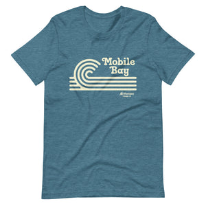 Mobile Bay T-Shirt - The Nutria Rodeo Trading Co.