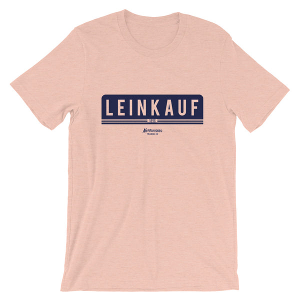 Leinkauf Short-Sleeve T-Shirt - The Nutria Rodeo Trading Co.
