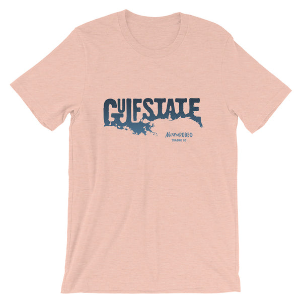 The Gulf State T-Shirt - The Nutria Rodeo Trading Co.
