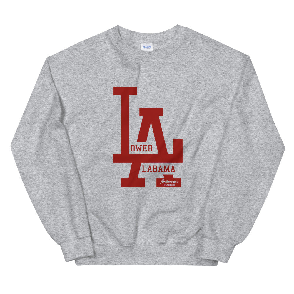Lower Alabama Sweatshirt - The Nutria Rodeo Trading Co.