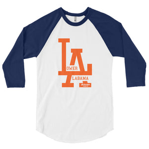 Lower Alabama raglan shirt - The Nutria Rodeo Trading Co.