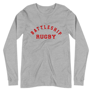 Battleship Rugby Long Sleeve Tee - The Nutria Rodeo Trading Co.