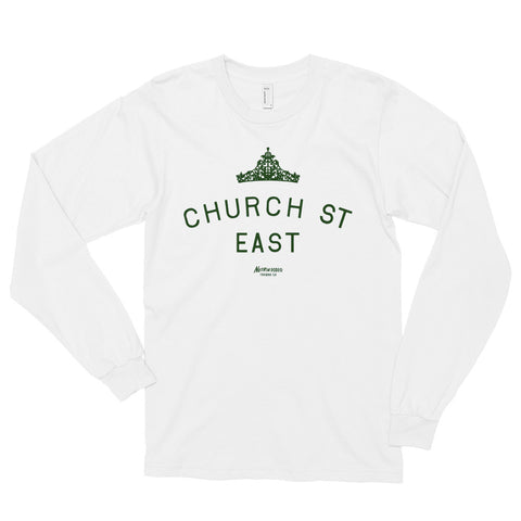 Church St East Long Sleeve - The Nutria Rodeo Trading Co.