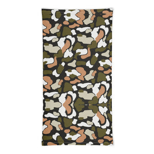 Mobile-Tensaw Delta Camo Neck Gaiter - The Nutria Rodeo Trading Co.