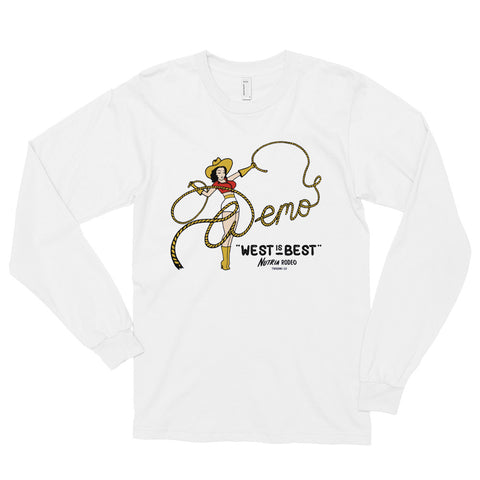 WEMO Long sleeve t-shirt - The Nutria Rodeo Trading Co.