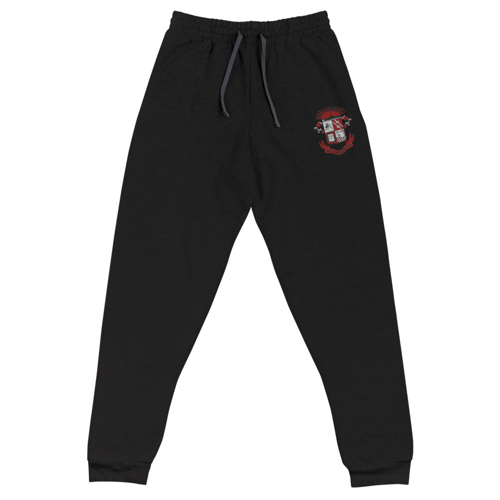 Ship Crest Unisex Joggers - The Nutria Rodeo Trading Co.