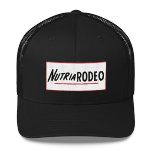 Nutria Rodeo Trading Co. Trucker Cap - The Nutria Rodeo Trading Co.