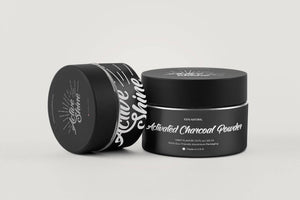 Activated Charcoal Powder Kit