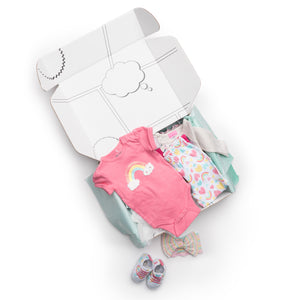 Sporty Athletic Baby Box
