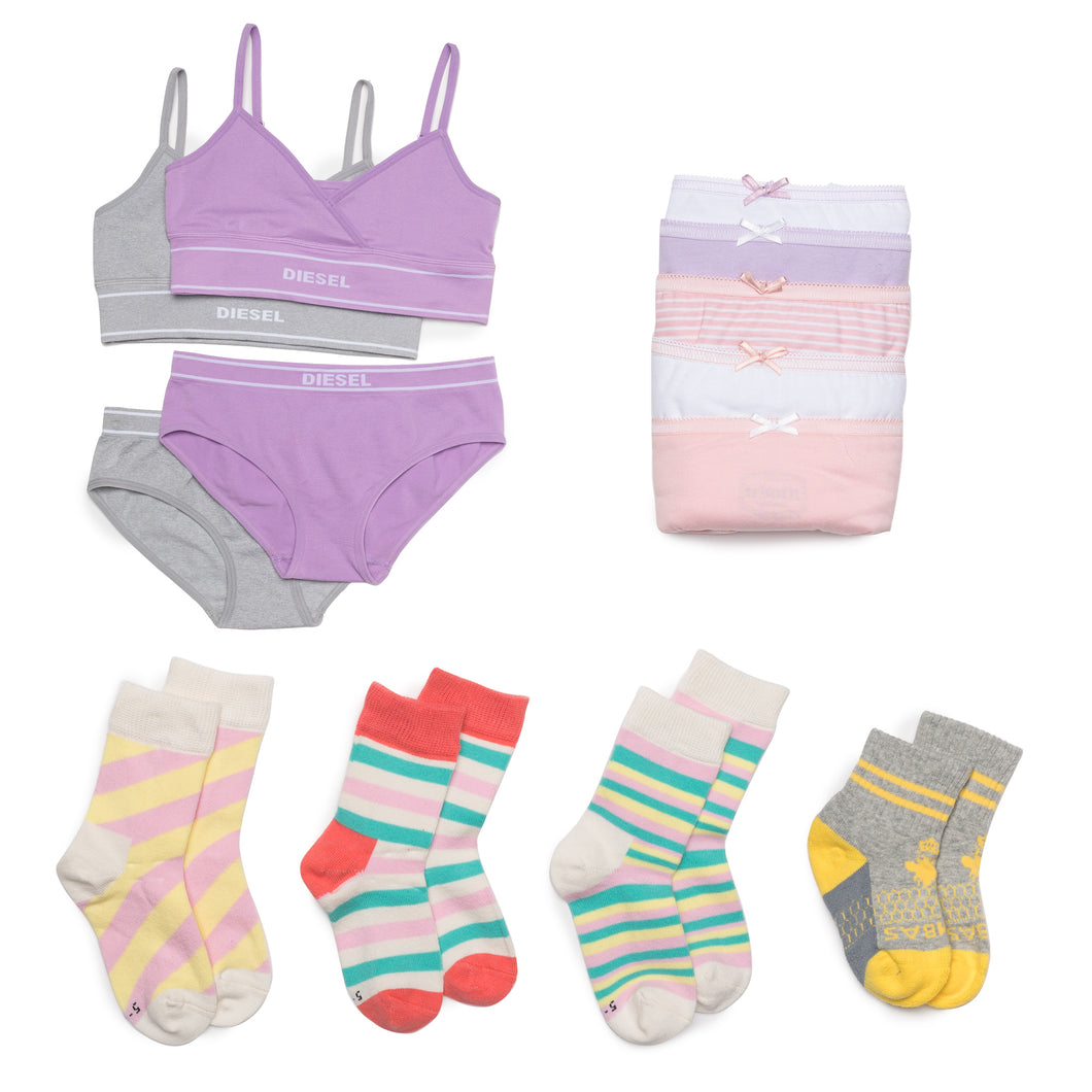 KIDSENTIALS Pack for Girls