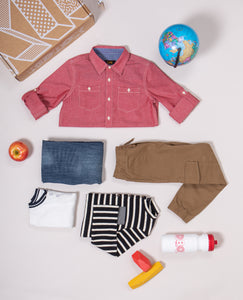 Classic Preppy Box for Toddler Boys
