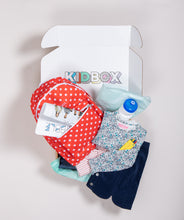 Classic Preppy Box for Toddler Girls