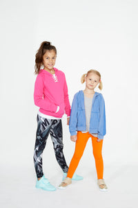 Sporty Athletic Box for Girls