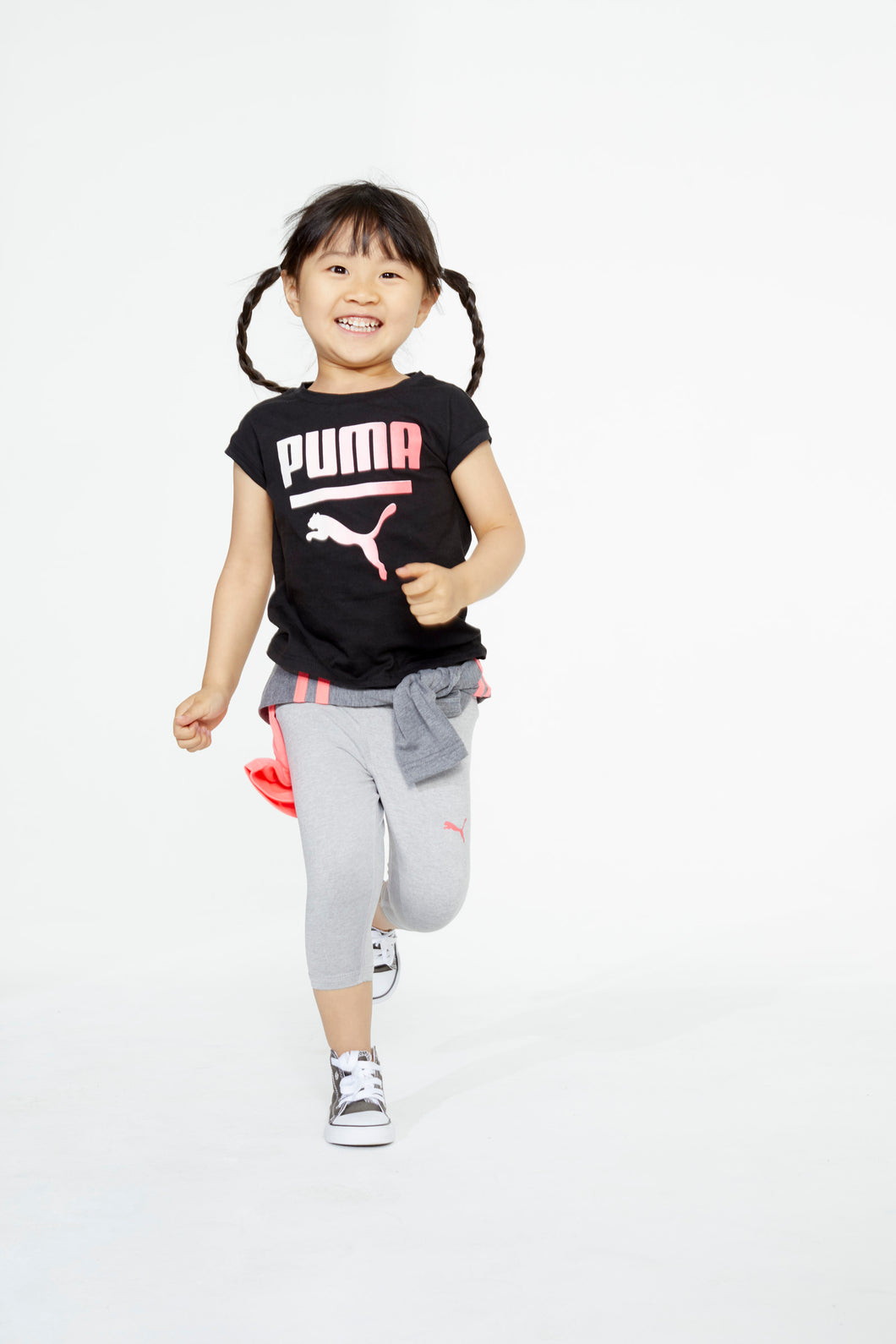 Sporty Athletic Box for Toddler Girls