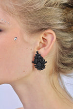 Birdy Black - Boucles d'oreilles - Azaadi, la mode responsable accessible
