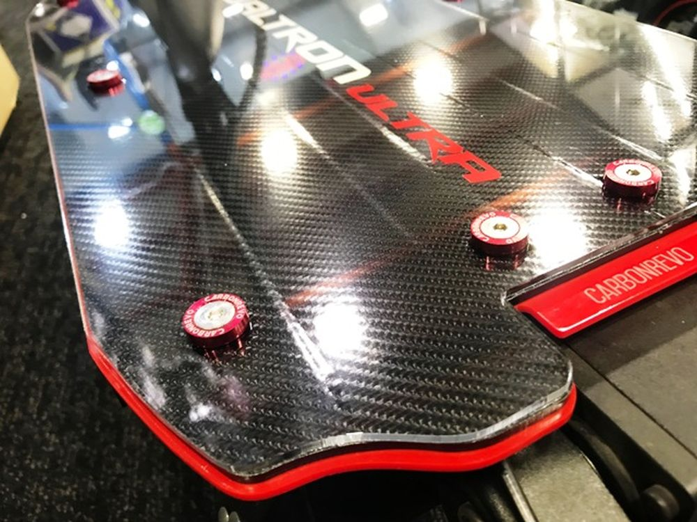 Carbonrevo Deck Liner for Dualtron 1