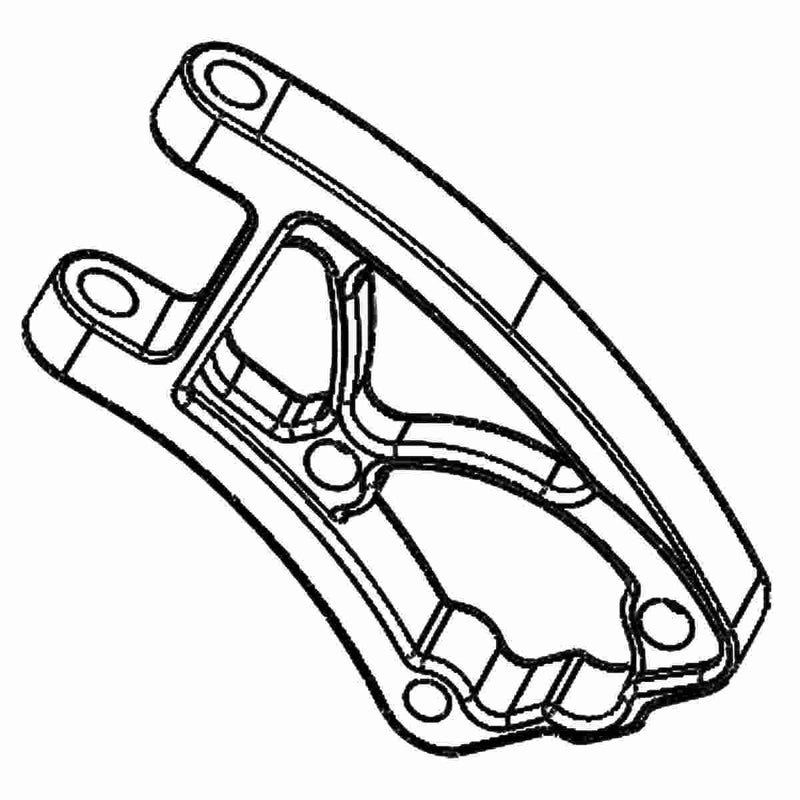 Aluminium Hinger Arm For Speedway 5 Minimotors Dualtron.uk - The Official Dualtron Electric Scooters Distributor in the UK