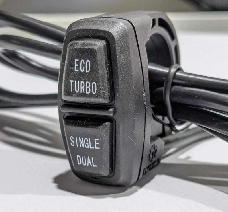 Switch Eco/Turbo Single/Dual for Dualtron Minimotors Dualtron.uk - The Official Dualtron Electric Scooters Distributor in the UK