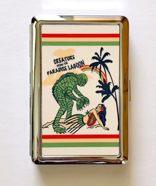 PARADISE LAGOON MONSTER CARD CASE