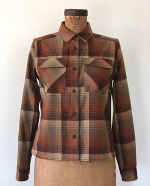 PENDLETON CROPPED BOARD SHIRT