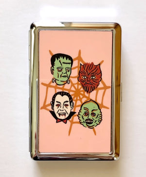 WORLD FAMOUS MONSTERS CARD CASE