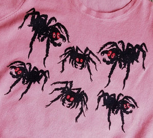 SPIDERS SWEATER *PINK