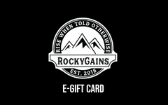 RockyGains e-Gift Card