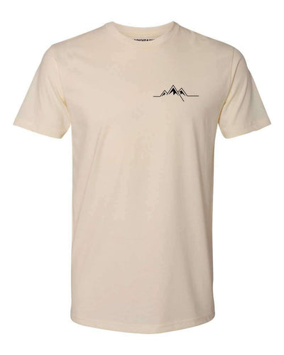 Men's Signature Tee - Cream