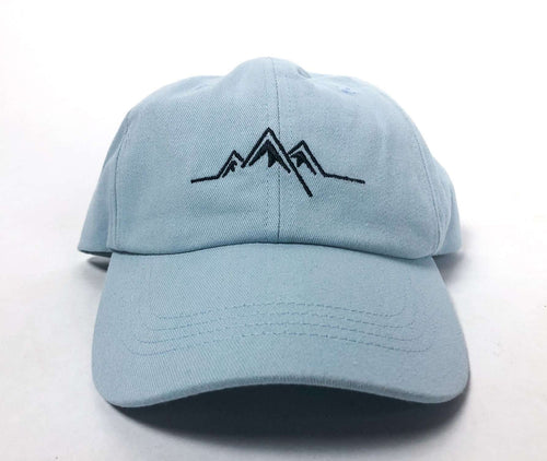 RockyGains Hat - Light Blue
