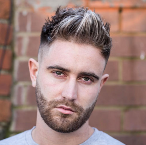 Achieve That Perfectly Textured Spiky Hair Look Uplift Provisions Company