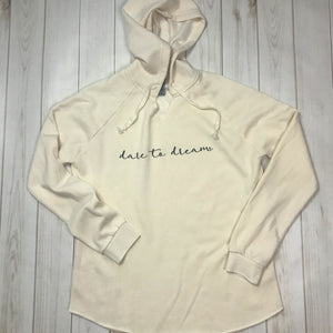 Dare to Dream - Bone - Women's Hoodie