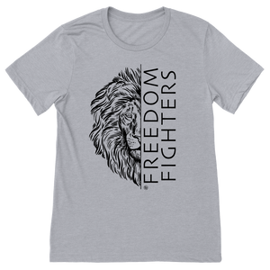 Freedom Fighter - Athletic Heather - Unisex