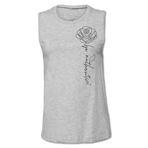 Be Authentic - Athletic Heather - Women's Tank